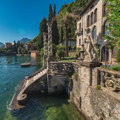 Varenna villa monastero promo bellagio la perla del for Lago villa del conte